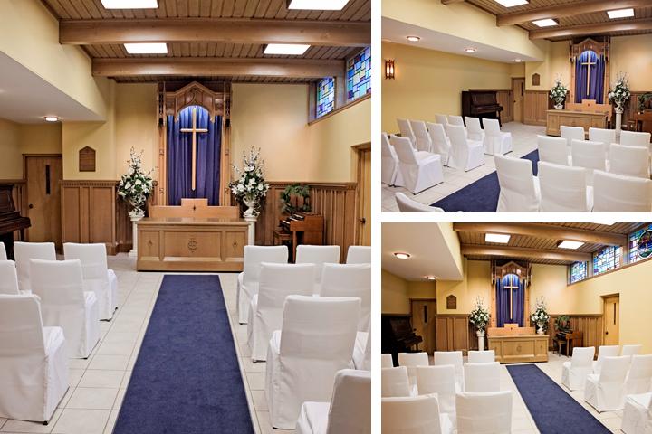 Niagara Falls Wedding Chapel