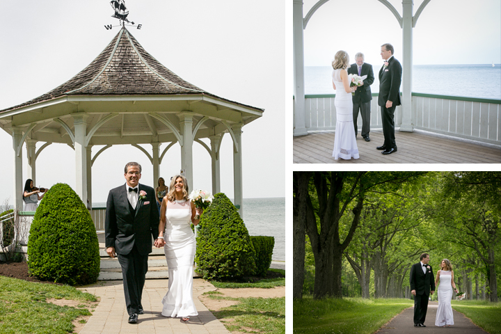 Niagara on the Lake Gazebo Wedding