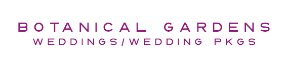 Niagara Falls Botanical Gardens Wedding