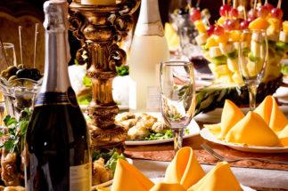 Wedding Vendor Meal advice